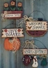 Simple seasonal signs - Myra Mahy