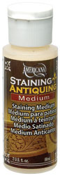 Staining/Antiquing Medium