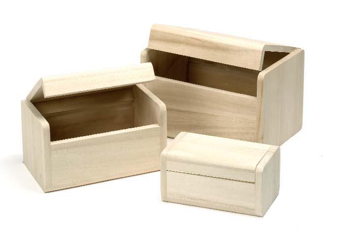 Cofanetto legno