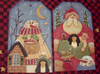 Winter/Christmas Hang Tag Pattern Packet - Betty Bowers