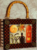 Halloween Sampler Cigar Box Purse - Sharon Chinn