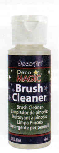 DecoArt Magic Brush Cleaner - pulitore pennelli