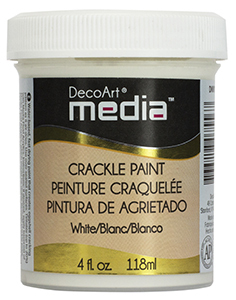 Crackle Paint 4 oz - Media Decoart