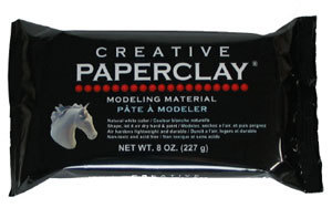 Creative paperclay - 453 g