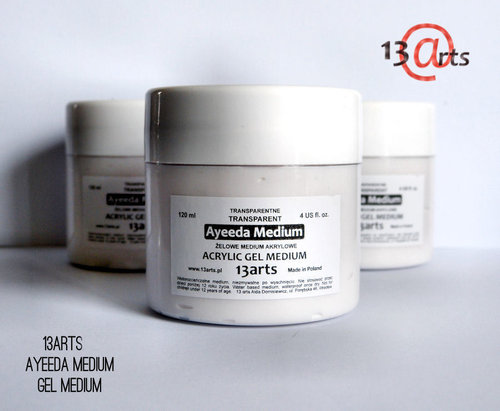 Gel Medium - 13Arts - 120 ml