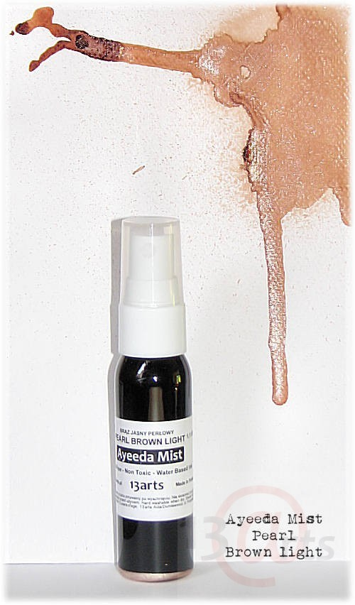Ayeeda Pearl Mist - Brown Light