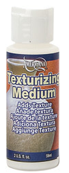 Texturizing Medium