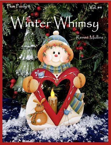 Winter Whimsy Vol.4 - Reneè Mullins