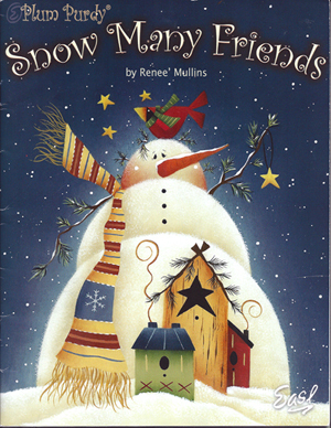 Snow Many Friends - Reneeè Mullins