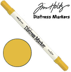Distress Marker - Fossilized Amber