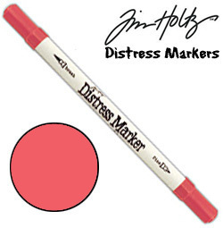 Distress Marker - Abandoned Coral