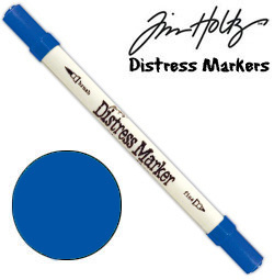 Distress Marker - Blueprint Sketch