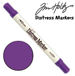 Distress Marker - Wilted Violet