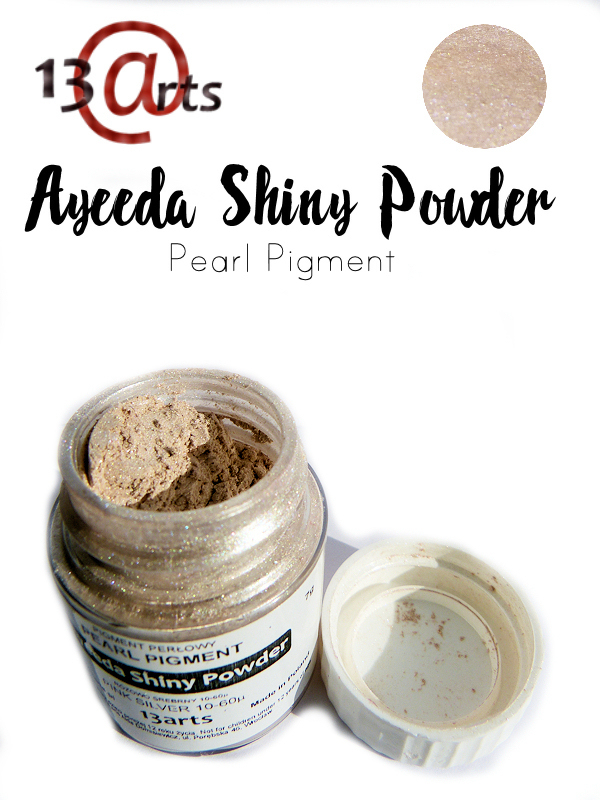 Pink Silver - Ayeeda Shiny Powder 13 Arts