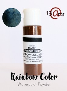 Black - Rainbow Color DUO