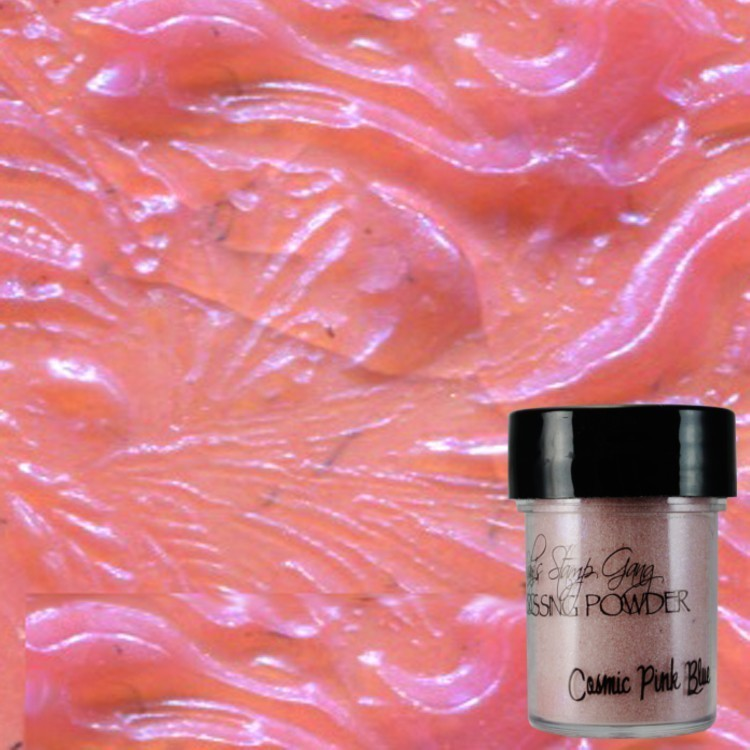 Cosmic Pink Blue - Lindy's Embossing Powder