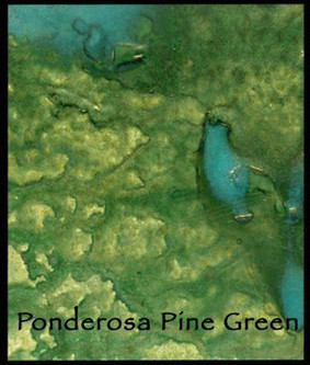 Ponderosa Pines Olive - Lindy's Magical Powder