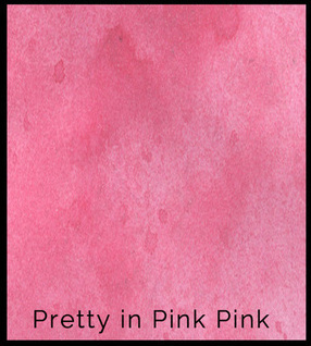 Pretty in PInk - Lindy's Magical Powder