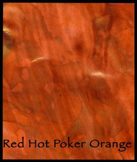 Red Hot Pocker Orange - Lindy's Magical Powder