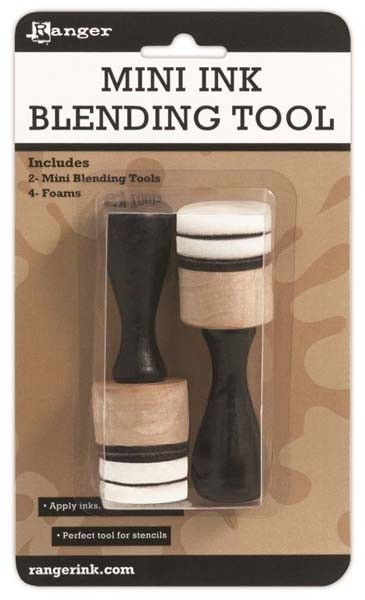 Mini Ink Blending Tool - rotondo