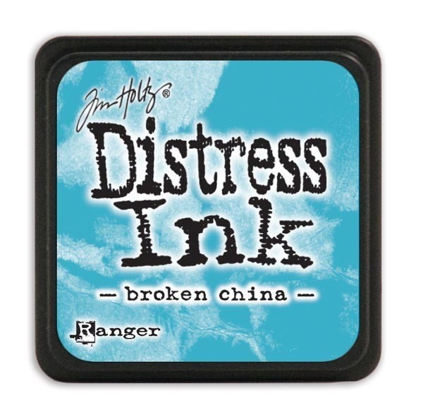 Distress Ink Mini - Broken China