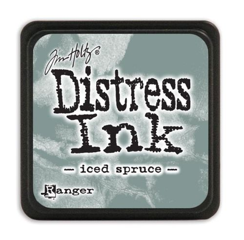 Distress Ink Mini - Iced Spruce