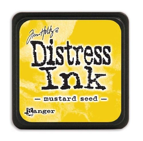 Distress Ink Mini - Mustard Seed