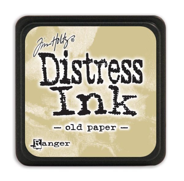 Distress Ink Mini - Old Paper