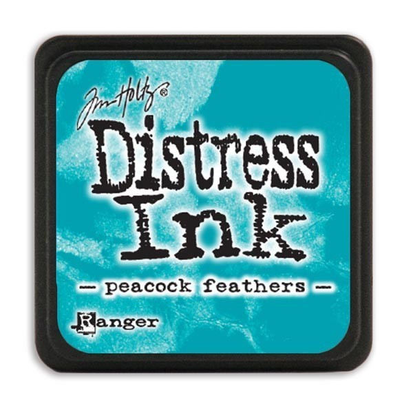Distress Ink Mini - Peacock Feathers