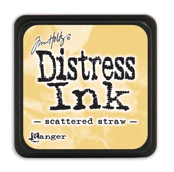 Distress Ink Mini - Scattered Straw