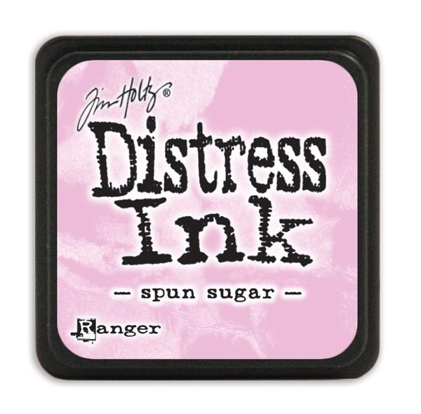 Distress Ink Mini - Spun Sugar