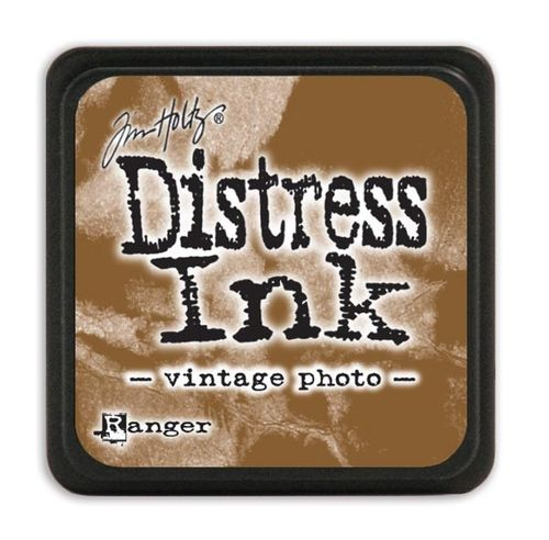Distress Ink Mini - Vintage Photo