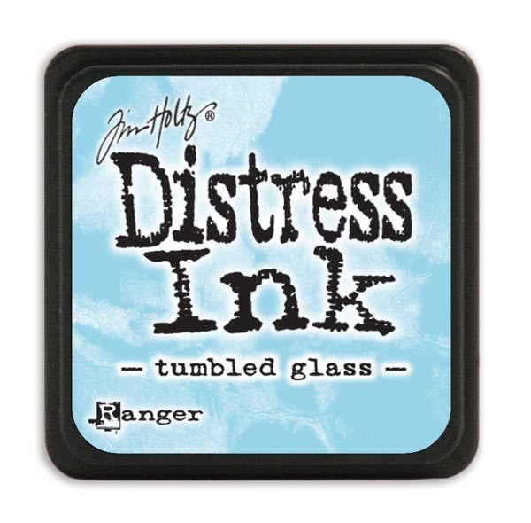 Distress Ink Mini - Tumbled Glass