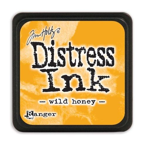 Distress Ink Mini - Wild Honey