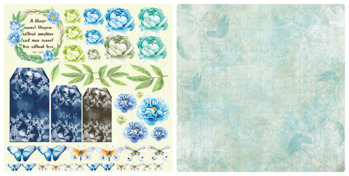 Carta 13Arts - Spring flowers