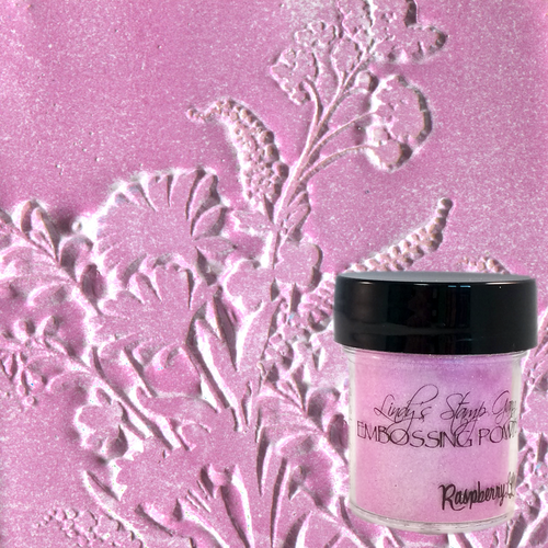 Raspberry Lemonade - Lindy's Embossing Powder