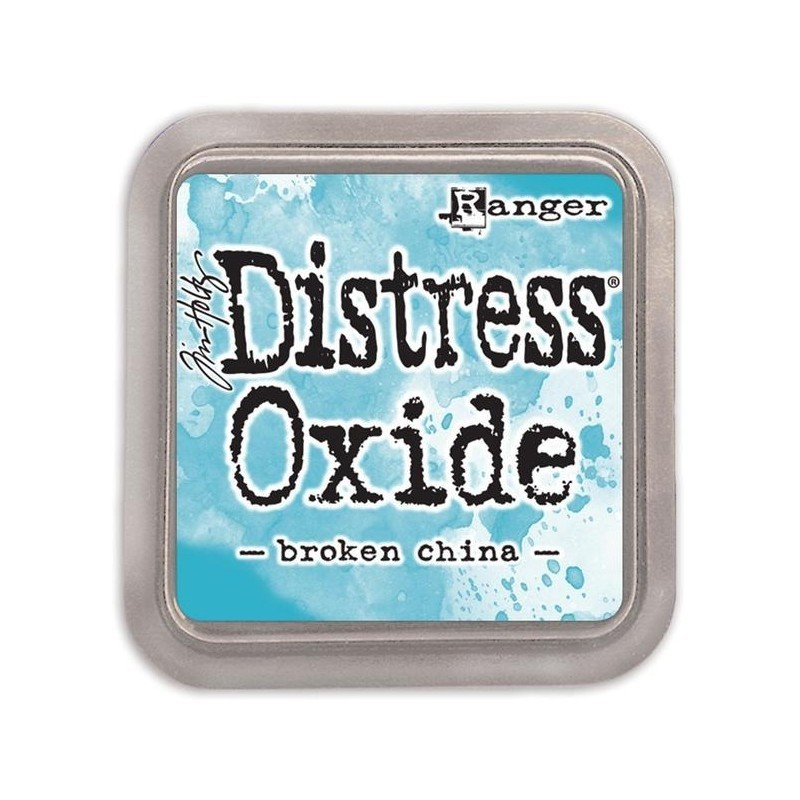 Tampone Distress Oxide - Broken China
