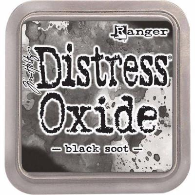 Tampone Distress Oxide - Black Soot