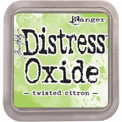 Tampone Distress Oxide - Twisted Citron