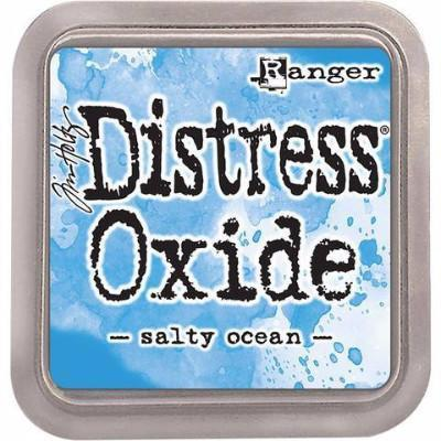 Tampone Distress Oxide - Salty Ocean
