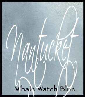 Whale Watch Blue - Lindy's Magical Powder