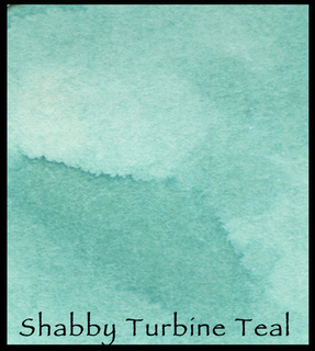 Shabby Turbine Teal - Lindy's Magical Powder