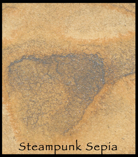 Steampunk Sepia - Lindy's Magical Powder