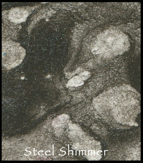 Steel Shimmer - Lindy's Magical Powder