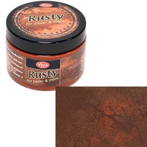 Rusty for Paper and More - colore Rust