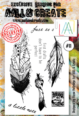 Stamp #11 - AALL & Create