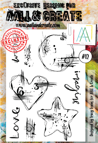 Stamp #12 - AALL & Create