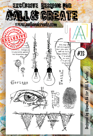 Stamp #23 - AALL & Create