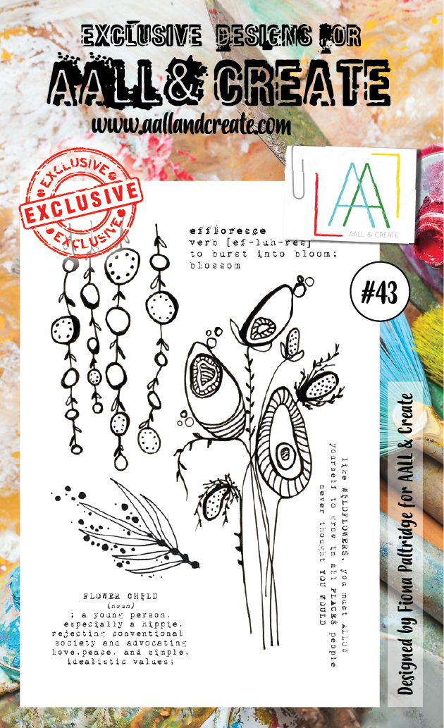 Stamp #43 - AALL & Create