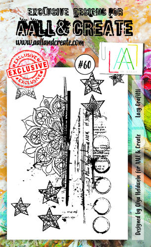 Stamp #60 - AALL & Create